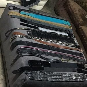 Crazy belt bundle!